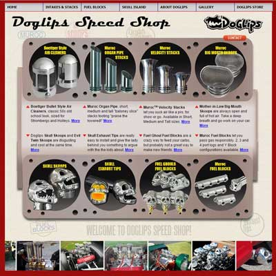 Doglips Speed Shop